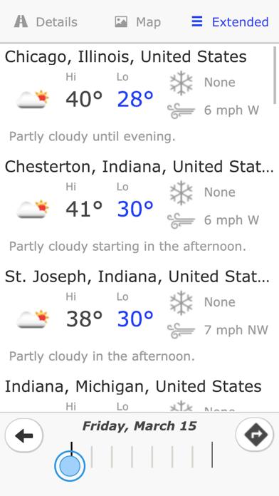 Highway Weather Screenshot