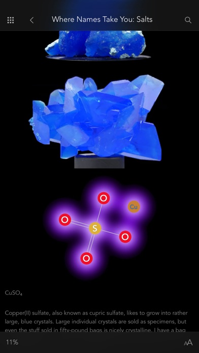 Molecules by Theodore Gray Screenshots