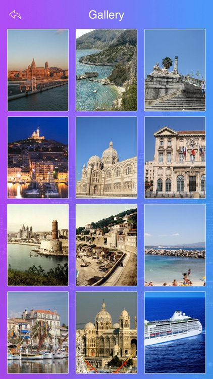 Marseille Tourism Guide screenshot-4