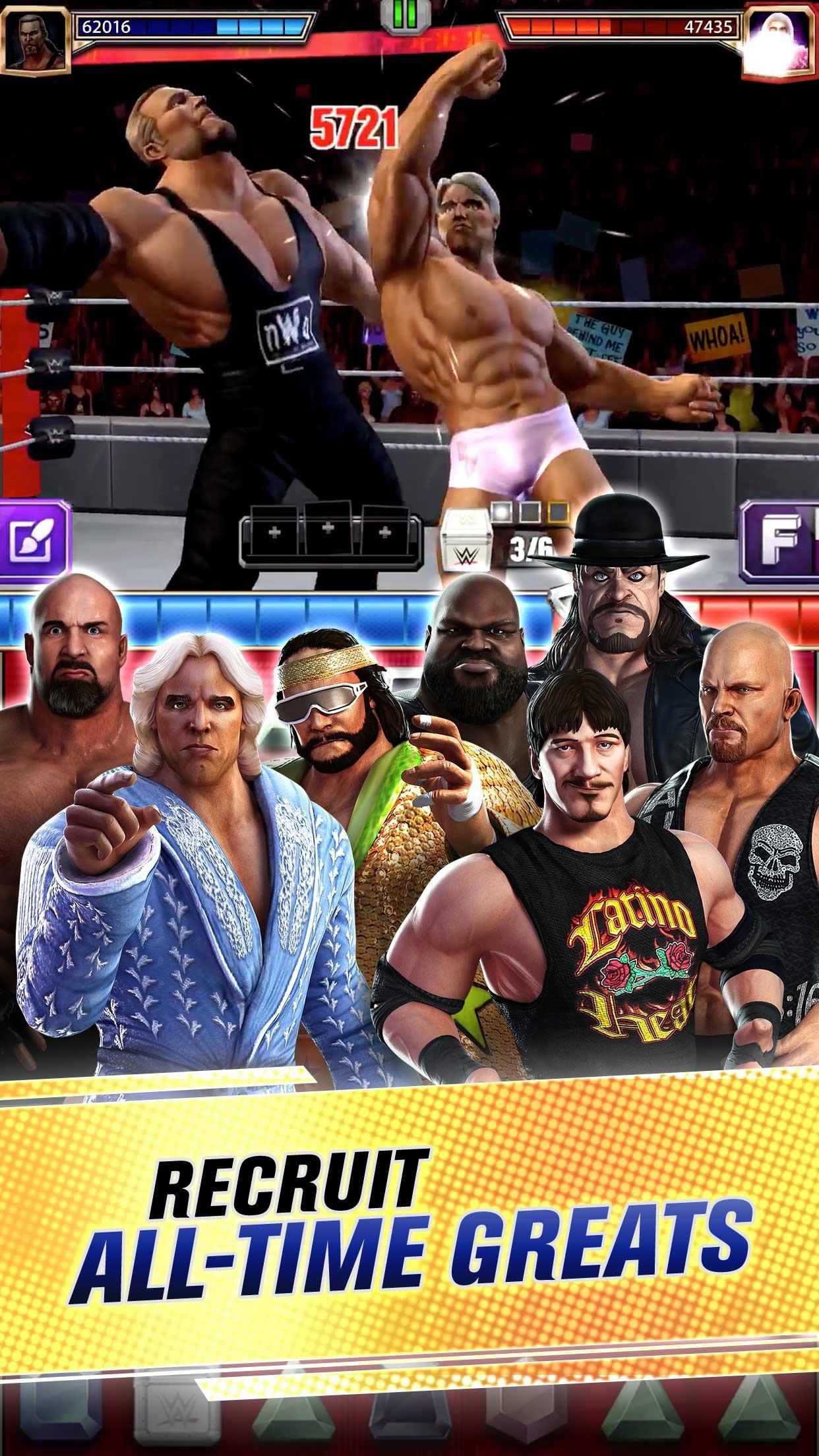 WWE Champions 2020 Screenshot