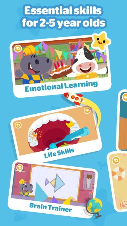 Dr. Panda - Learn & Play screenshot-0