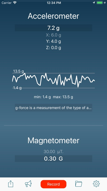 Gauges screenshot-1