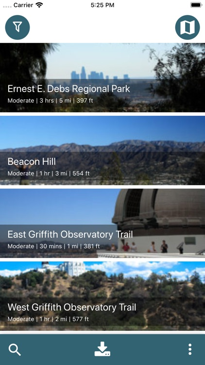 ModernHiker: California Trails