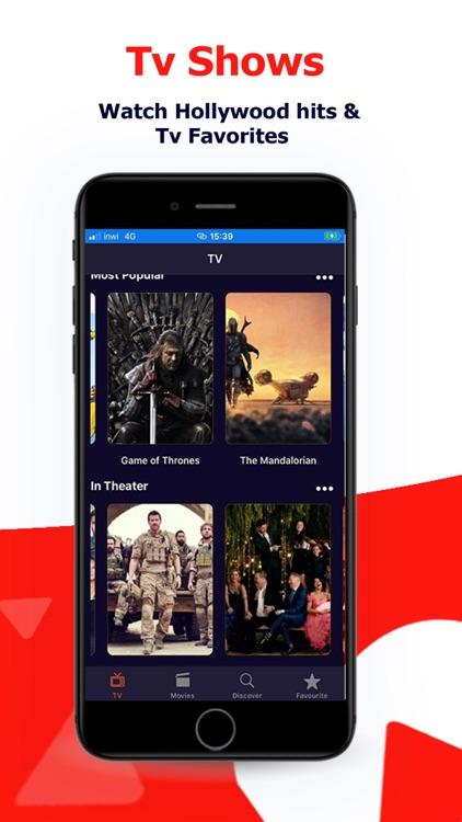 Video Buddy: Movie & Tv Shows screenshot-5
