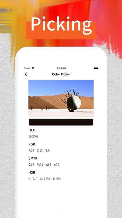 Colora-Best Color Design Tool screenshot-4