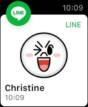 ‎LINE Capture d'écran