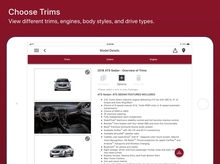 Cadillac Dealer SalesAssistant screenshot-1
