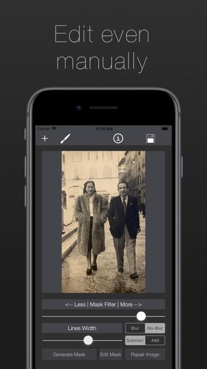 Damaged Photo Restore & Repair screenshot-9