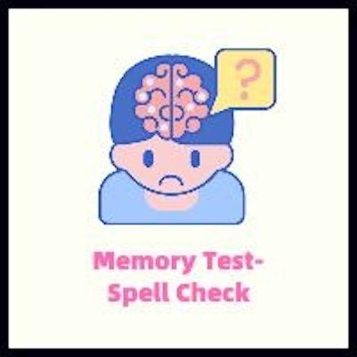 Memory Test - Spell Check
