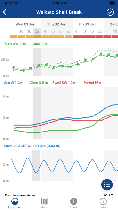 SwellMap Boatのおすすめ画像1