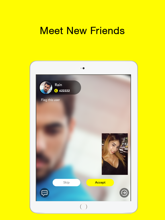 Hippo - Live Video Chat screenshot 1
