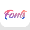 How to install Fonts - Font & Symbol Keyboard in iPhone