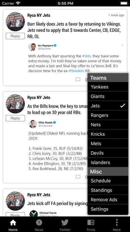 NY UltimateFan screenshot-7