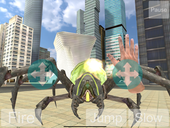 Super Simulator screenshot 1