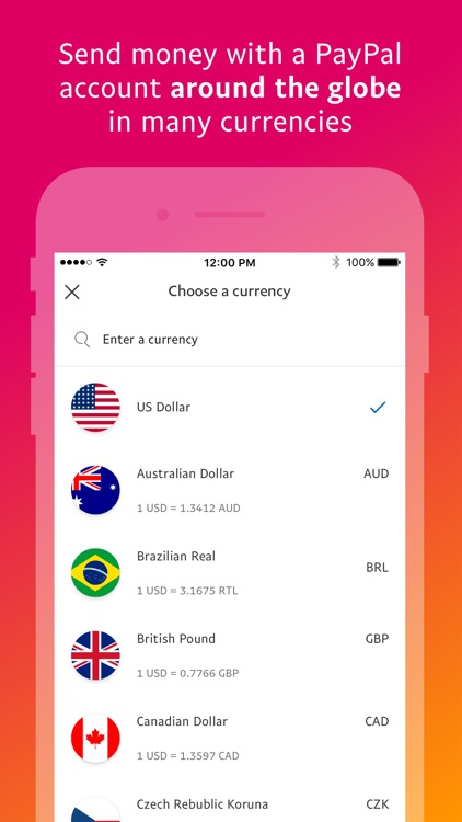 PayPal: Mobile Cash screenshot-5