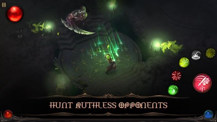 Blade Bound: Immortal Darkness screenshot-3