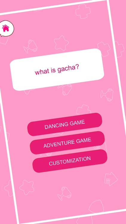Gacha Calling You, Life Quiz screenshot-2
