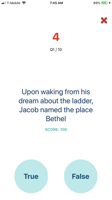 Screenshot for JacobsLadder in Qatar App Store