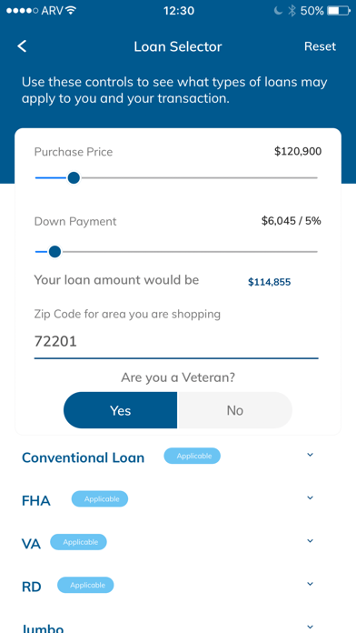 Arvest Home4Me - Home Loans by Arvest (iOS, United States