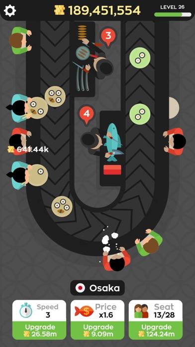 Herunterladen Sushi Bar Idle für Android