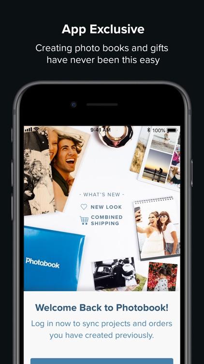 Photobook: Shop Gifts & Prints screenshot-0