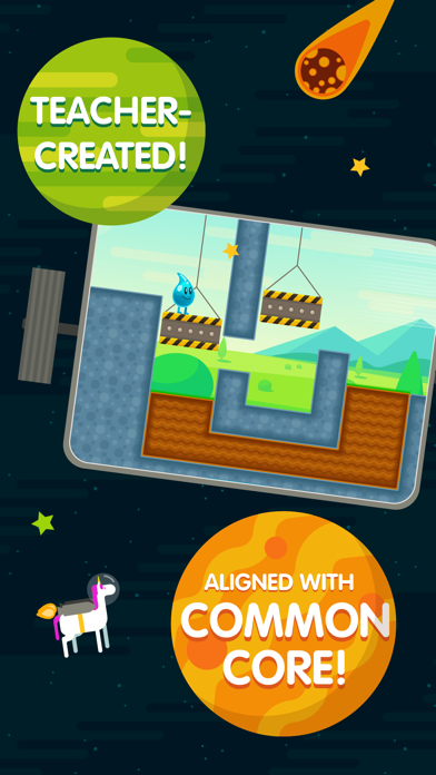 Screenshot for ABCya Games in United States App Store