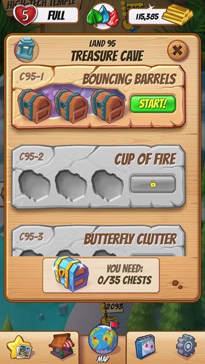 Cascade Gem & Jewel Adventure screenshot-3