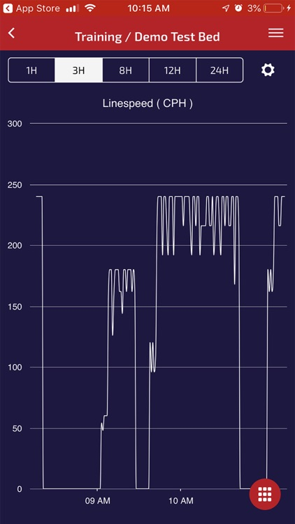 Mobile Portal for Milacron screenshot-4