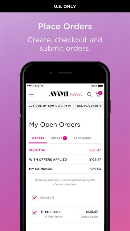 AvonNow screenshot-5