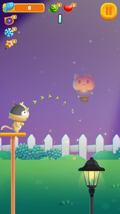 Meow Adventures - Cat Runner screenshot-8