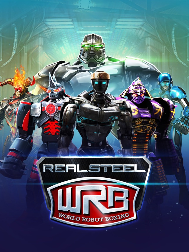 Real Steel World Robot Boxing on the App Store