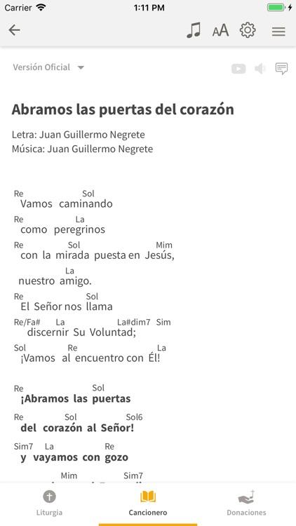 Canto Católico screenshot-5