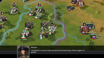 European War 6: 1804 Screenshots