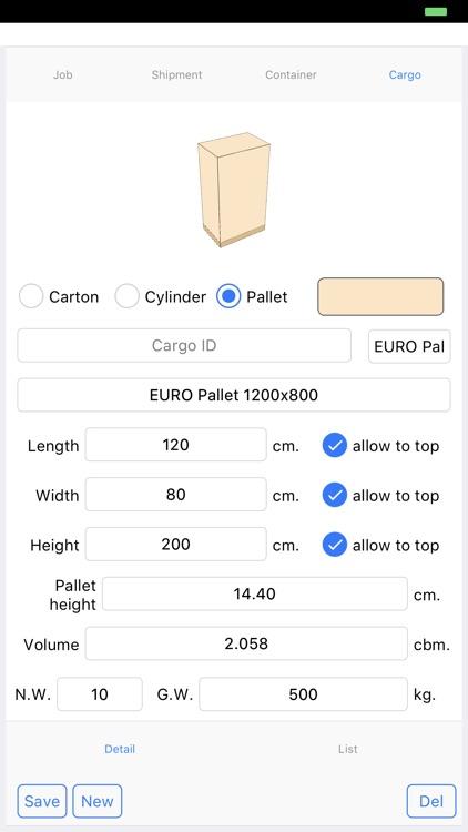 Cargo Optimizer Max 10 screenshot-4