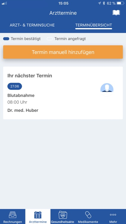 UKV - Meine Gesundheit screenshot-3