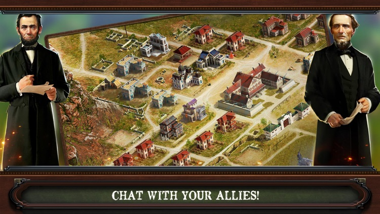 War and Peace: Civil Clash screenshot-3