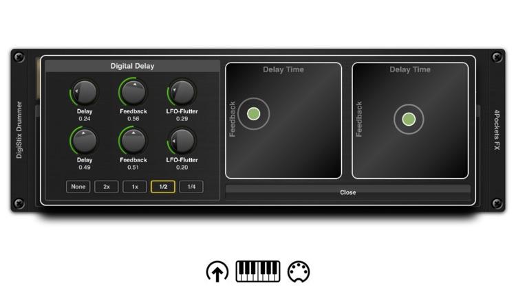 DigiStix Drummer AUv3 Plugin screenshot-6