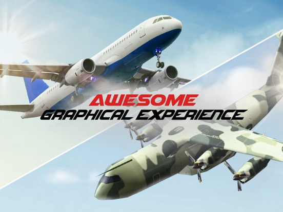 Flight Simulator 2019: Island-ipad-2