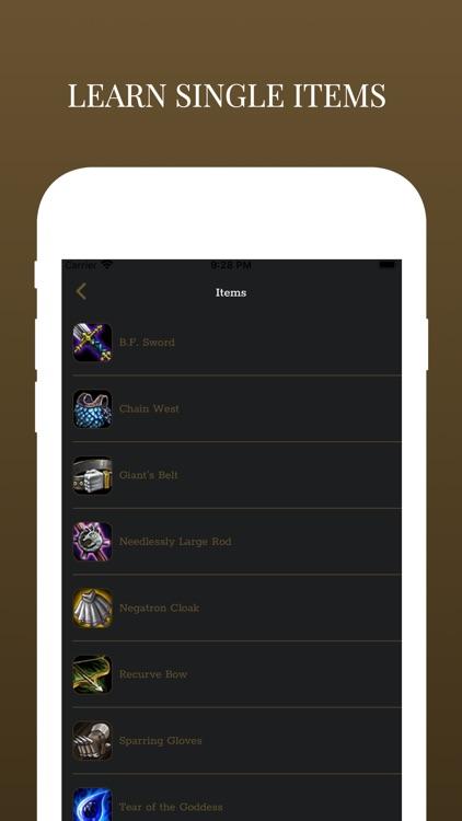TFT Assistant Pro screenshot-5