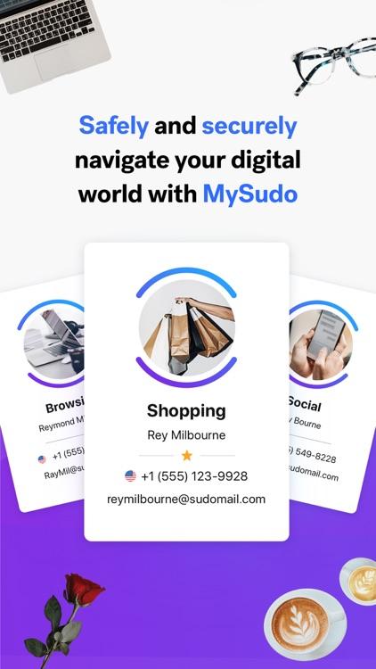 MySudo - Private & Secure screenshot-0