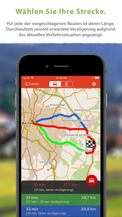Dynavix GPS Navigation & Karte screenshot-3