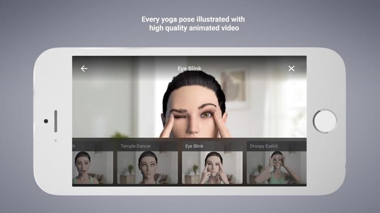 Facial Yoga Pro - Face fitness screenshot-3