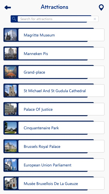 Brussels City Guide screenshot-2