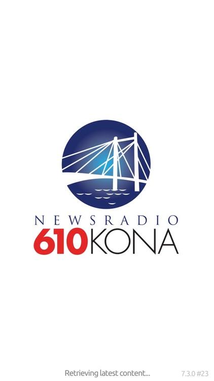 610 KONA News Radio
