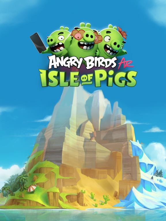 Angry Birds AR: Isle of Pigs screenshot 12