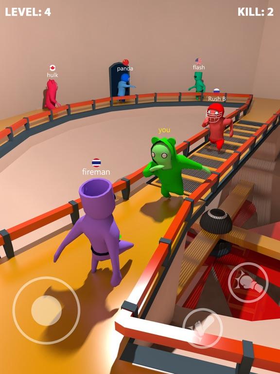 Gangster Human Fight Simulatorのおすすめ画像3