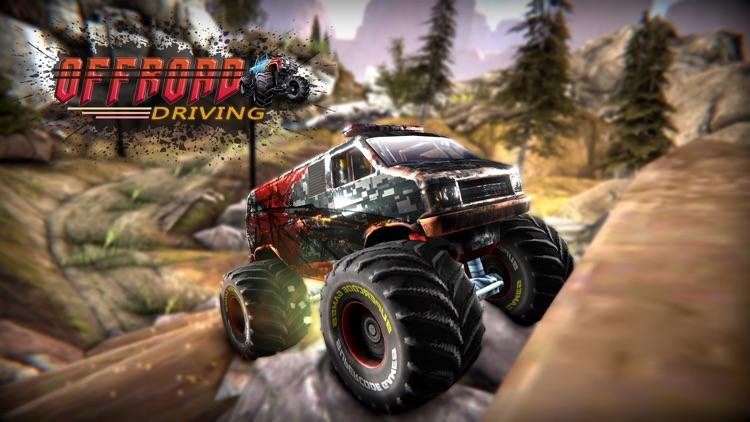 Offroad Driving: 4x4 Outlaws screenshot-5