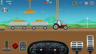 Trucker Real WheelsСкриншоты 6