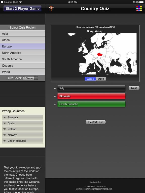 Country Quiz HDのおすすめ画像3