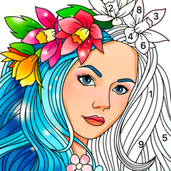 Color Fun Color By Number On The App Store